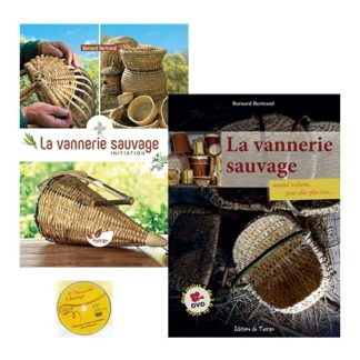 Vannerie sauvage 1 & 2 offre