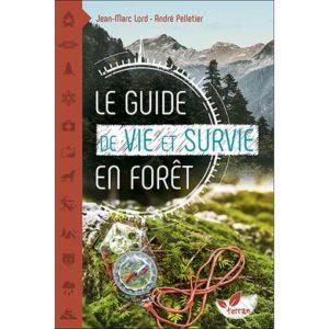 guide vie et survie forêt