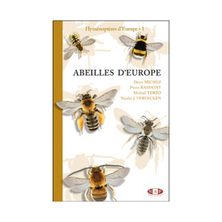 Abeilles d'Europe guide complet