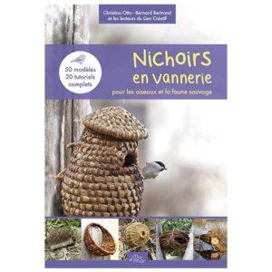 Nichoirs en vannerie